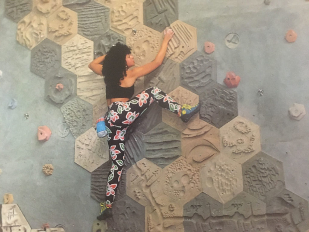 Climber on EP hexes